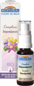 Biofloral Dr Bach Complexe Dependence 20 ml