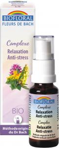 Biofloral Dr Bach Complexe Relaxation Anti-Stress 20 ml