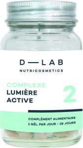 D-LAB nutricosmetics Active Brightening Complexe 28 days treatment