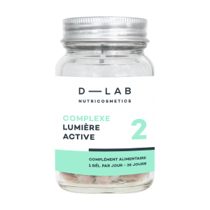 D-LAB nutricosmetics Active Brightening complex