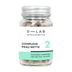 D-LAB nutricosmetics Clear Skin Complex