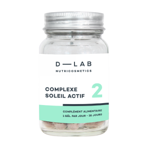 D-LAB nutricosmetics Active Sun Complex