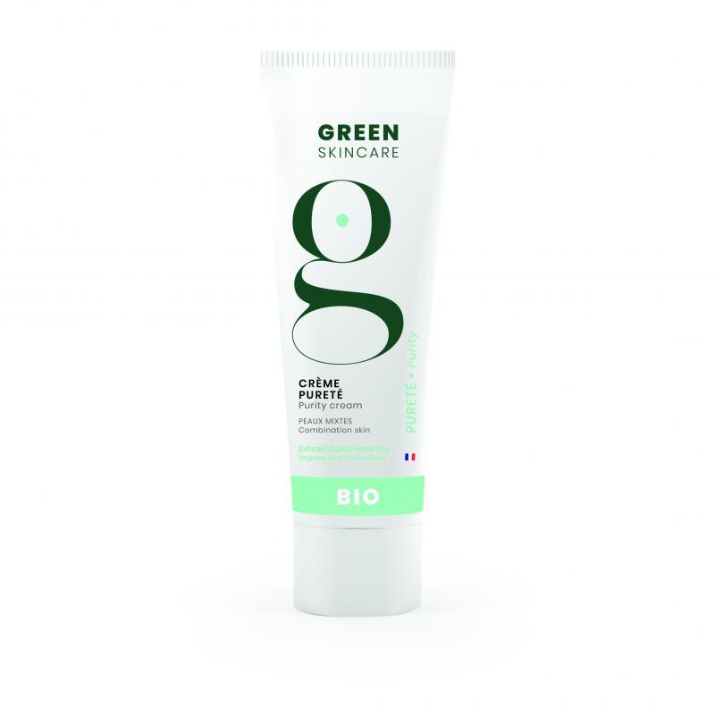 Green Skincare Purity Balancing Cream for combination skin 50ml