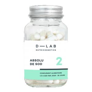 D-LAB nutricosmetics Pure SOD