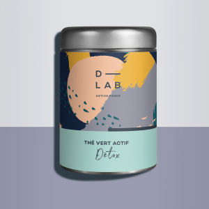 D-LAB nutricosmetics Detox tea
