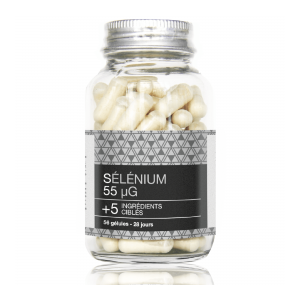 D-LAB micronutrition Selen +5