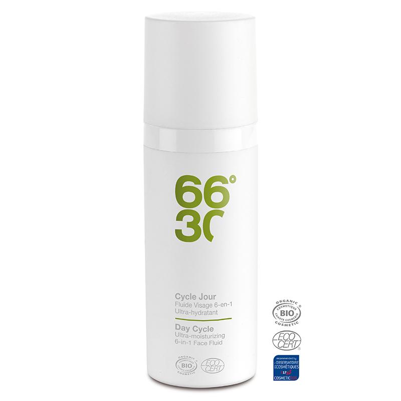 66°30 Day Cycle Ultra-Moisturizing Fluid 50 ml