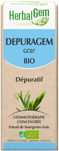 HerbalGem Organic Depuragem 50 ml