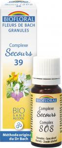 Biofloral Dr Bach Complex SOS Sleep granules 20 ml