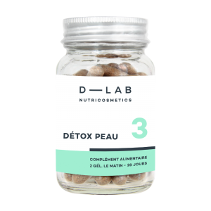 D-LAB nutricosmetics Skin Detox complex