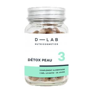 D-LAB nutricosmetics Skin Detox complex 28 vrk kuuri