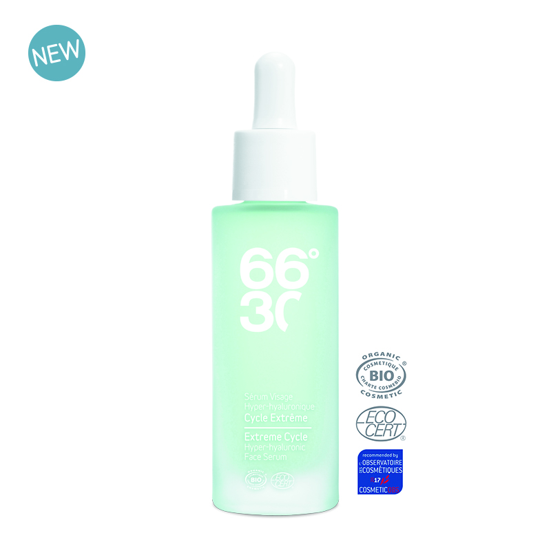 66°30 Extreme Cycle Hyper-hyaluronic Face Serum 30 ml