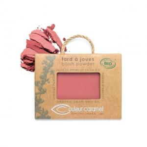 Couleur Caramel Blush powder n°57 Old rose