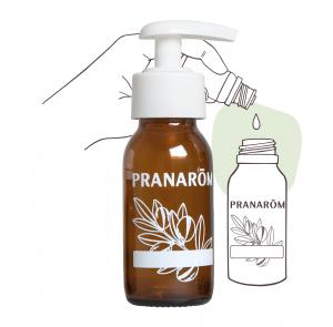 Pranarôm Empty pump bottle  for essential oils 60 ml