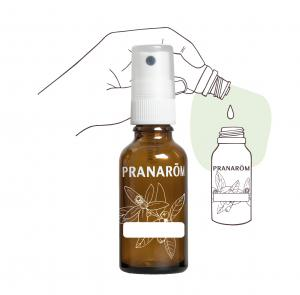 Pranarôm Empty spray bottle  for essential oils 30 ml