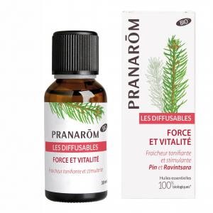 Pranarôm Diffusion Force and Vitality   30ml
