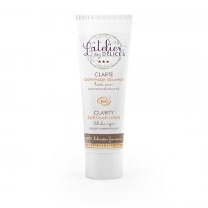 L'Atelier des Délices CLARITY Soft touch Face scrub 50 ml
