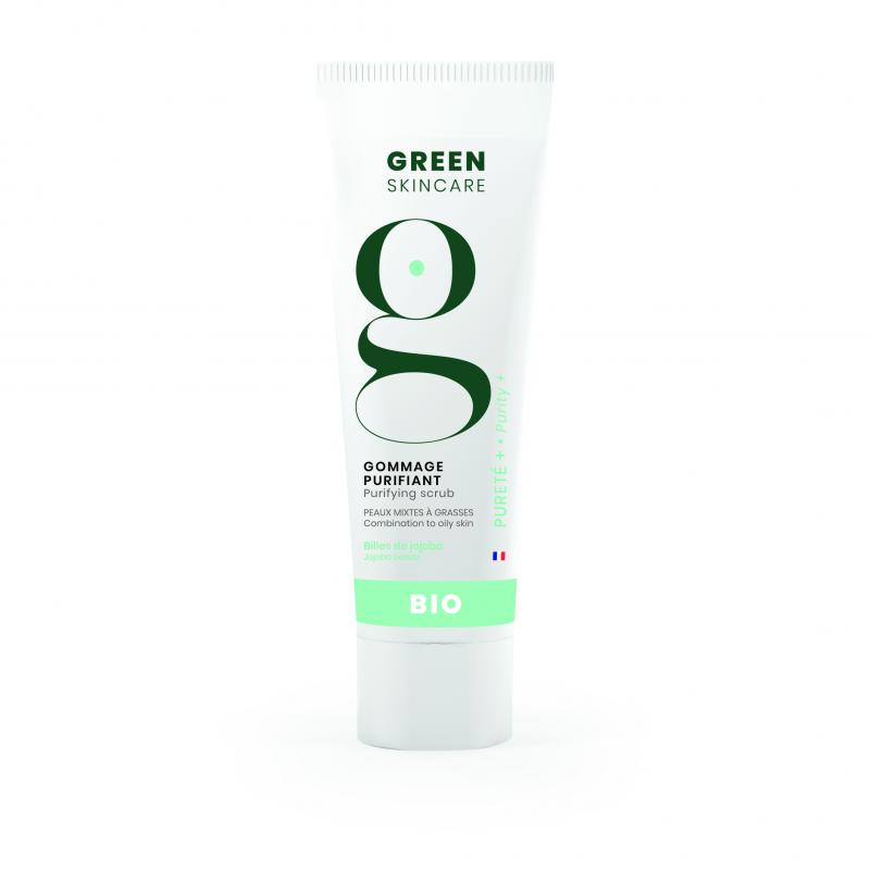 Green Skincare Purity+ Purifying Scrub for oily/combination skin 50 ml