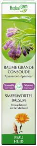 HerbalGem Organic Comfrey Balm 60 ml