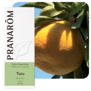 Pranarôm Essential oil Citrus junos Yuzu 5 ml