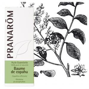 Pranarôm Copaiba essential oil (Copaifera officinalis) 10 ml