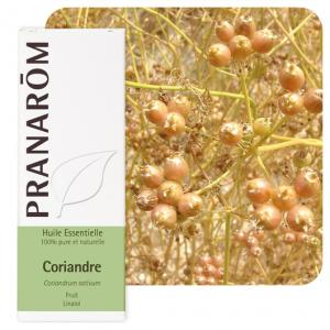 Pranarôm Coriander essential oil (Coriandrum sativum) 10 ml