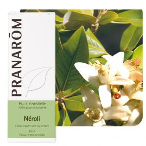Pranarôm  Neroli essential oil (Citrus aurantium ssp amara ) 5 ml