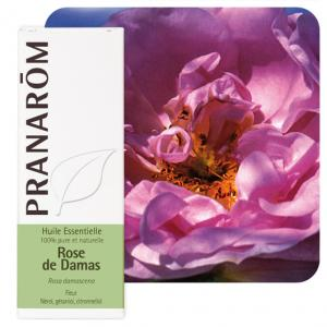 Pranarôm  Damask Rose essential oil (Rosa damascena) 2 ml