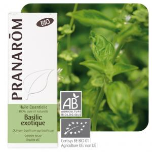 Pranarôm Basilica essential oil (Ocimum basilicum  ct linalol) 10 ml