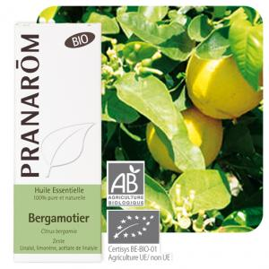 Pranarôm Bergamot essential oil (Citrus bergamia) 10 ml