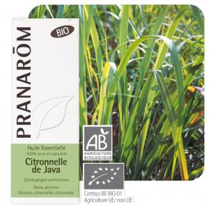 Pranarôm Citronnella Java essential oil (Cymbopogon winterianus) 10 ml