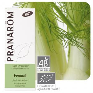 Pranarôm Fennel essential oil (Foeniculum vulgare) 10 ml