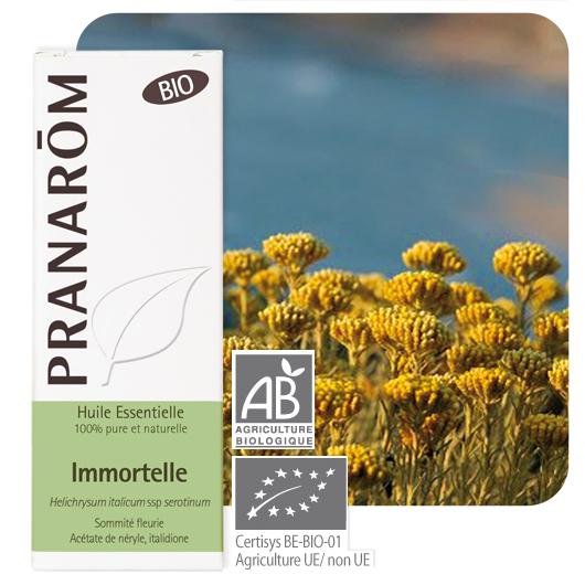 Immortelle eteerinen öljy (Helichrysum italicum ssp serotinum) 5 ml