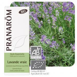 Pranarôm Lavender essential oil (Lavandula angustifolia ssp angustifolia) 10 ml