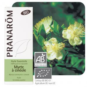 Pranarôm Honey myrtle essential oil (Myrtus communis ct cineole) 5 ml