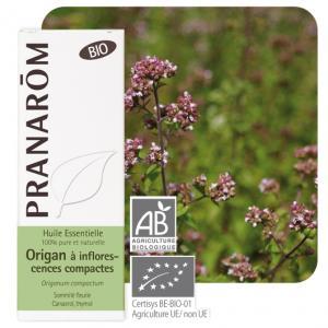 Oregano eteerinen öljy (Origanum compactum) 10 ml