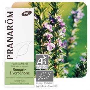 Pranarôm Rosemary verbenone essential oil (Rosmarinus officinalis ct verbenone) 5 ml