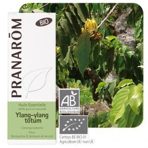 Pranarôm Ylang-ylang  totum essential oil (Cananga odorata) 5 ml