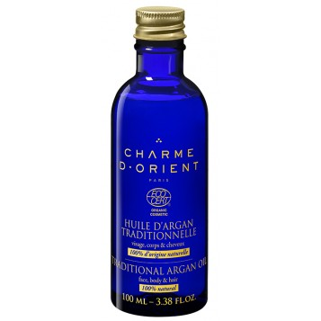 Charme d'Orient Organic Traditional Argan oil 100 ml