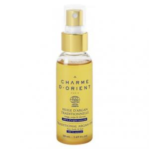 Charme d'Orient Organic Traditional Argan oil 50 ml