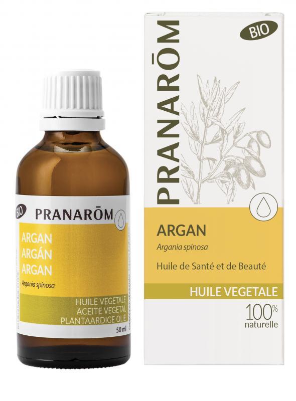 Pranarôm Argan vegetable Oil (Argania spinosa) 50 ml