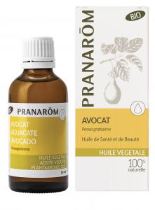 Pranarôm Avocado vegetable Oil (Persea gratissima) 50 ml