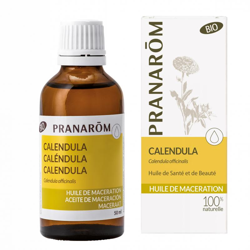 Pranarôm Organic Calendula maceration oil (Calendula officinalis) 50 ml