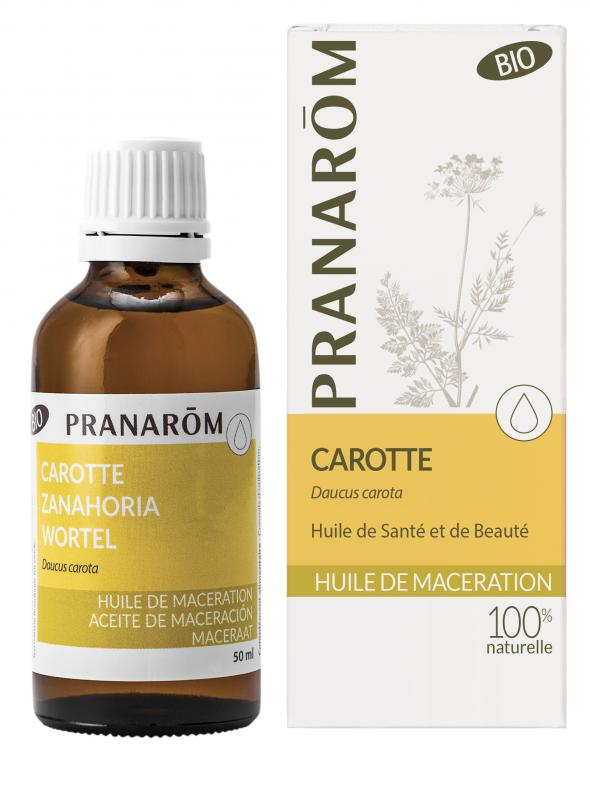 Pranarôm Carrot vegetable oil (Daucus carota) 50 ml