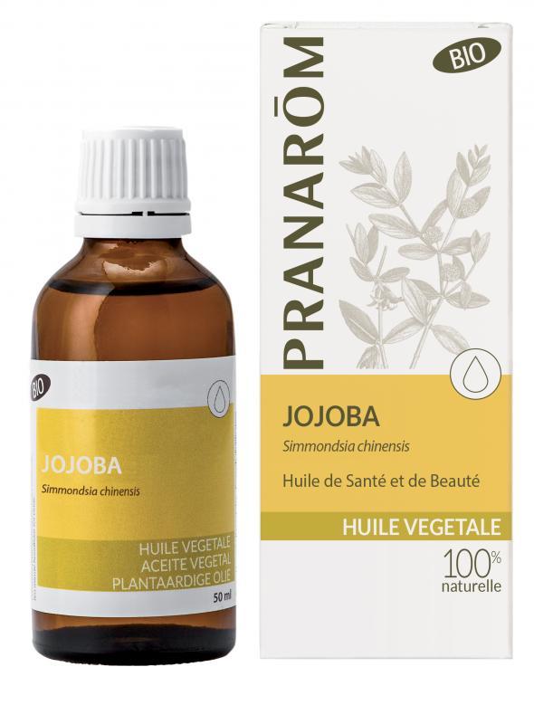 Pranarôm Jojoba vegetable oil (Simmondsia chinensis) 50 ml
