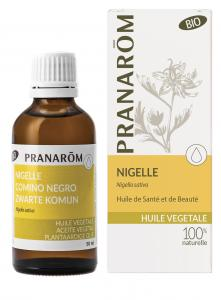 Pranarôm Black Cumin vegetable Oil (Nigella sativa) 50 ml