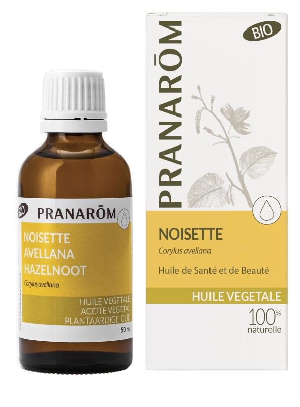 Pranarôm  Hazelnut vegetable oil (Corylus avellana) 50 ml