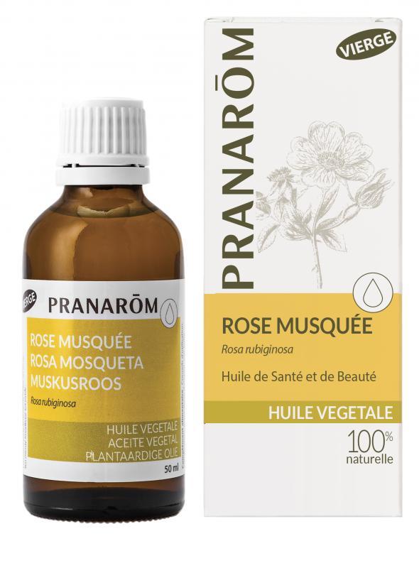 Pranarôm Rosehip vegetable oil (Rosa rubiginosa) 50 ml