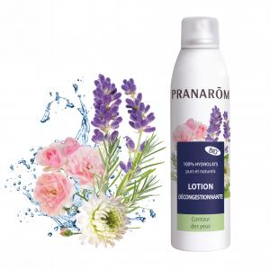 Pranarôm Aromatic blend of Hydrolates Decongestant lotion 170 ml