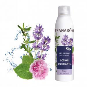 Pranarôm Aromatic blend of Hydrolates Purifying lotion 170 ml